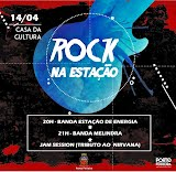 Rock na Estação é neste sábado com shows e tributo ao Nirvana